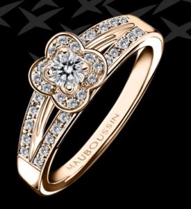 石原さとみが検討している結婚指輪のブランド写真
