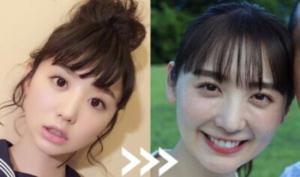 【比較画像】おのののかの顔が老けた?理由は結婚をきっかけに痩せたことと丸顔&髪型?