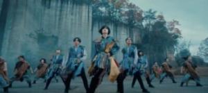 平手友梨奈のダンスの振り付け師はAmamiQueen!EXILEや渡辺直美のバックダンサーも担当?