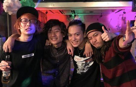優里の元バンド
