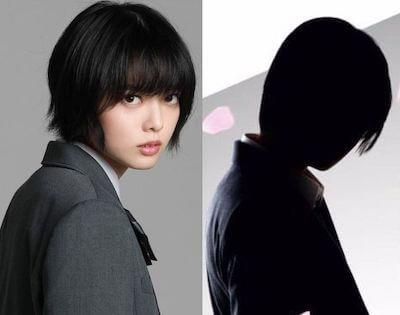 ドラゴン桜の生徒役キャスト予想シルエットと平手友梨奈の比較画像