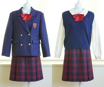 浦和学院の制服